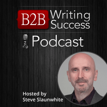 Writing Podcasts: B2B Writing Success