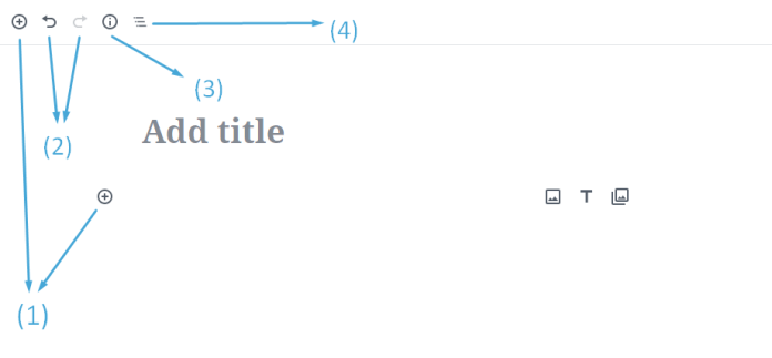 003 wordpress block editor block navigation