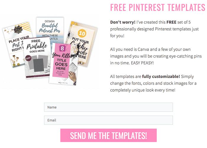 esempio di modello di email marketing