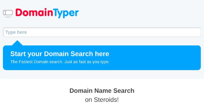nome dominio del blog domaintyper