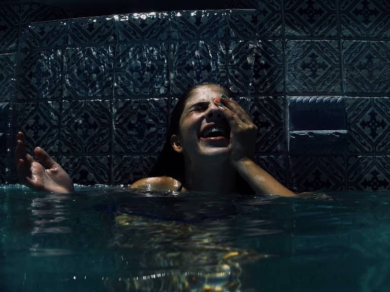 free stock photos woman in water 1