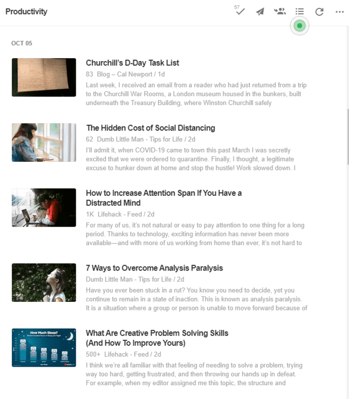 what is rss feedly newsfeed