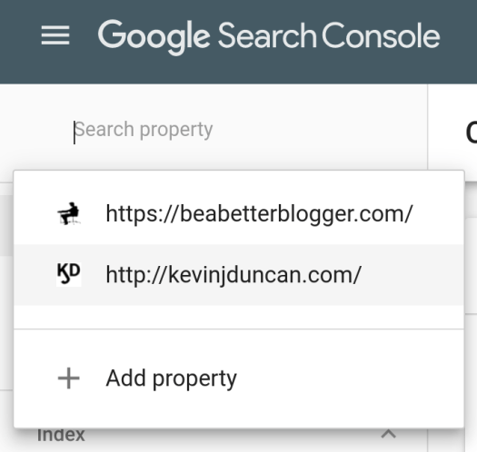 Add sitemap to Google Search Console 1