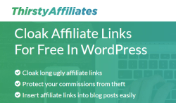 Thirsty Affiliates - Best WordPress Plugin