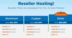 HostGator Reseller Hosting Deal