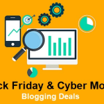 Top 15 Black Friday Deals 2018 → For Bloggers and Marketers (90% OFF)