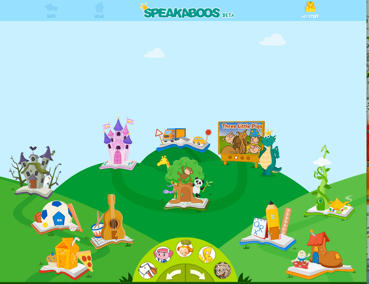 Story And Song Website Smart Board Ideas