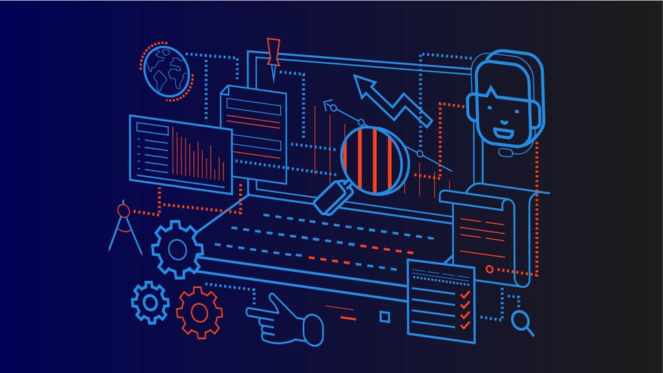 visualization of data-driven marketing