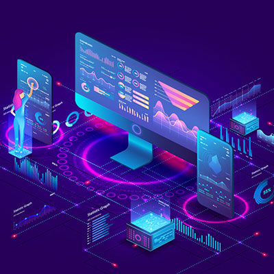 software data with creative design