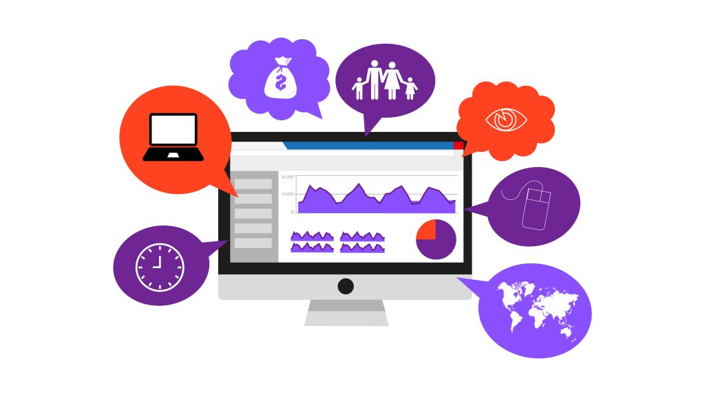 Illustration of augmented analytics