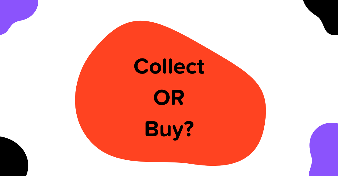 Collect or buy data