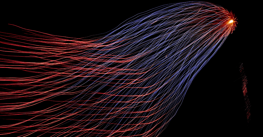 Abstract visualization of data