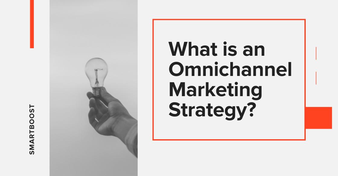 Omnichannel marketing graphic