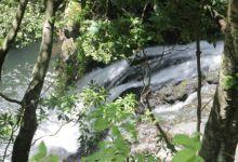 鮎返しの滝
