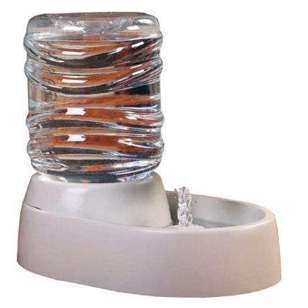 Αυτόματη Ηλεκτρική Ποτίστρα Σιντριβάνι Κατοικίδιων Ζώων Electric Pet Water Fountain Ezypet
