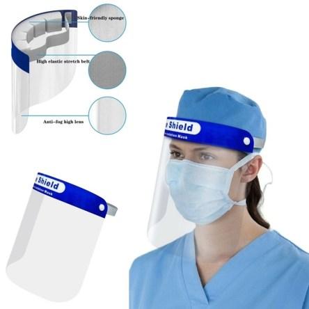 Προστατευτική Ασπίδα Προσώπου Αντιθαμβωτική Face Shield