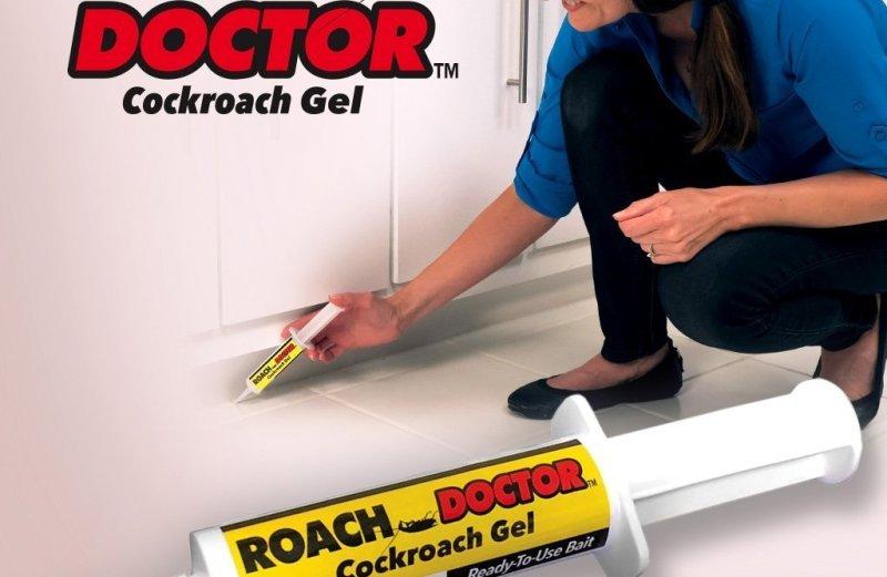 Κατσαριδοκτόνο Τζέλ Δόλωμα 30gr Roach Doctor Killer Gel