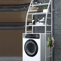 Ραφιέρα Εξοικονόμησης Χώρου 3 Eπιπέδων για Πλυντήριο TM-0093