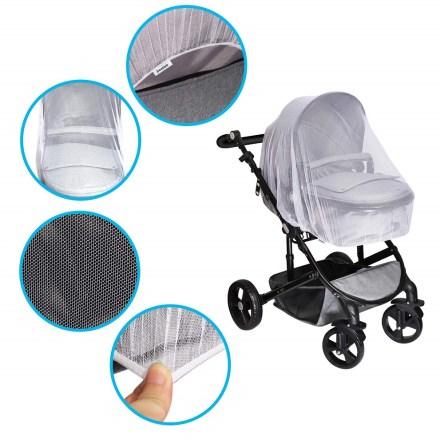 Κουνουπιέρα για Καρότσια / Πορτ Μπεμπέ Baby Cart Mosquito Net 16883