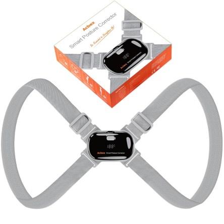 Έξυπνος Διορθωτής Στάσης Σώματος με Αισθητήρα Δόνησης Acbex Smart Posture Corrector