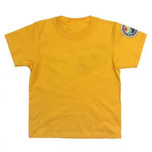 Tshirt - yellow