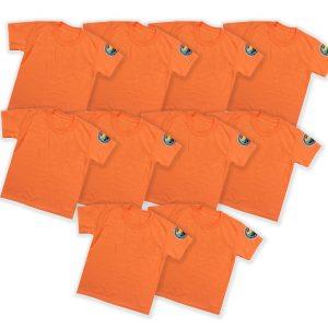 Tshirt10 - orange