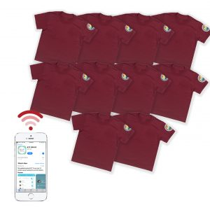 Tshirt10 burgundy