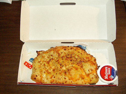 Canada Freebies Free Cheesy Bread From Dominos With First Online