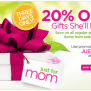 Save 20 On Mother S Day Gifts At The Shopping Channel