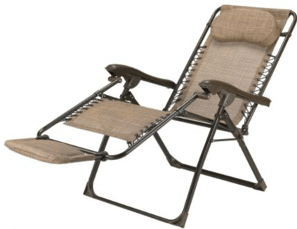 zero gravity chairs canada country cottage sofas and canadian tire deluxe chair for 39 99