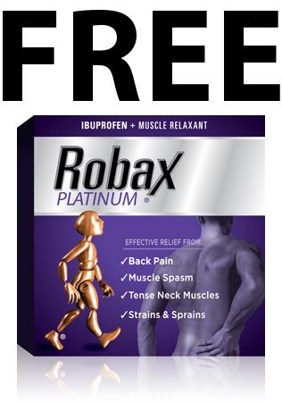 *FREE* Robax Canada Freebie: FREE Trial Offer of Robax ...