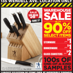 Kitchen Stuff On Sale Cushioned Floor Mats Plus Wendell Avenue Location Warehouse Save Up Ksp