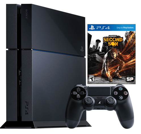 FutureShop Canada Promotion: Get the PlayStation 4 inFamous Bundle Package Originally $510 on Sale for $449.99 & Free Shipping!   Canadian ...