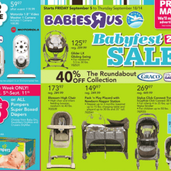 Babies R Us Canada High Chair Dining Room Slipcover Babyfest Sale Lots Of Hot Sales And Deals On That S Right Folks It Has Arrived The Is I Hope You Are Super Excited About These Savings