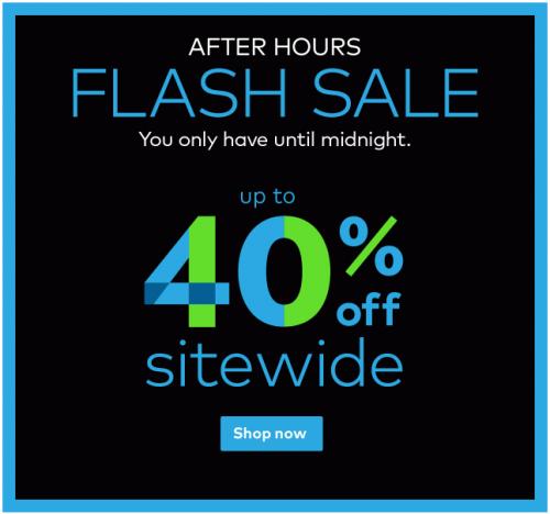 VistaPrint Canada Flash Sale Save 40 Off Tonight