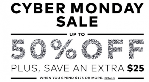 Hudson's Bay Cyber Monday Canada 2014 Sale, Deals Plus