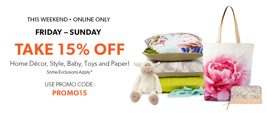 Chapters Indigo Canada Promo Code Sale Save 15 Off On Home Decor