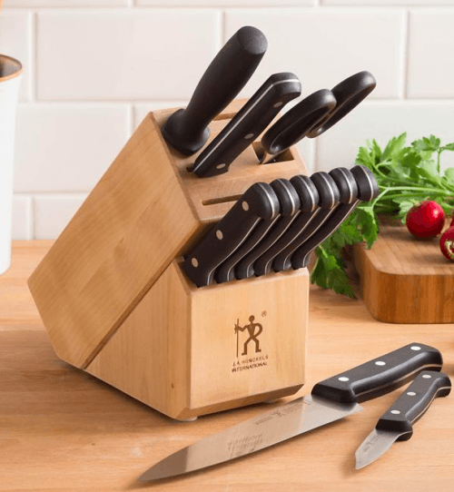 red kitchen knife block set update ideas stuff plus canada hot deals: save up to 60% ...