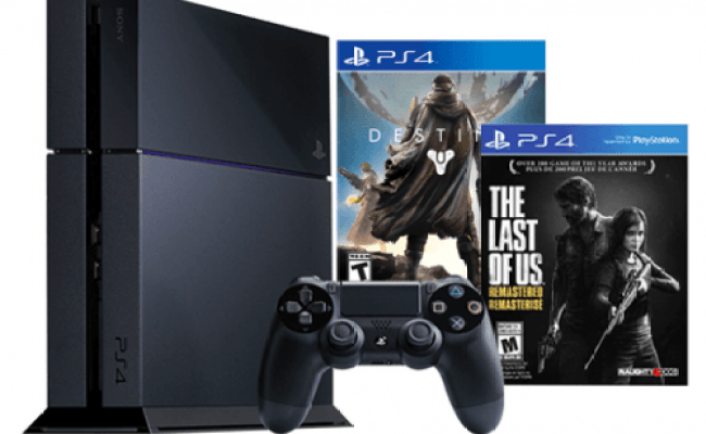 Walmart Canada Deals Ps4 The Last Of Us Bundle With