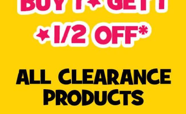 Toys R Us Canada Clearance Sale Buy One Get One 50 Off
