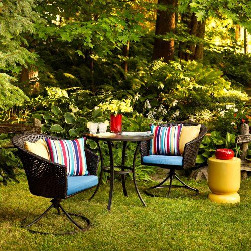 select patio furniture outdoor decor