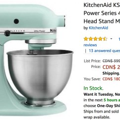 Kitchen Aid Coupons Complete Remodel Amazon Canada Pre Black Friday Deals Save 45 On