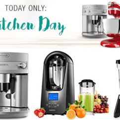 Kitchen Deals Colorful Appliances Amazon Canada Day Today S Save Up To 40 Off Small