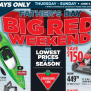 Canadian Tire Father S Day Big Red Weekend Sale Canadian