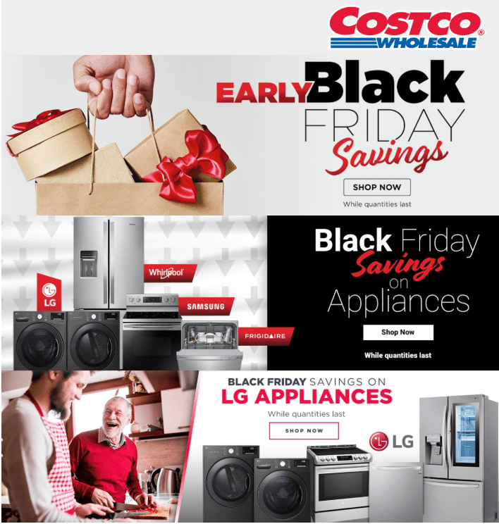 Costco Canada Black Friday 2019 Sale! | LavaHotDeals.com