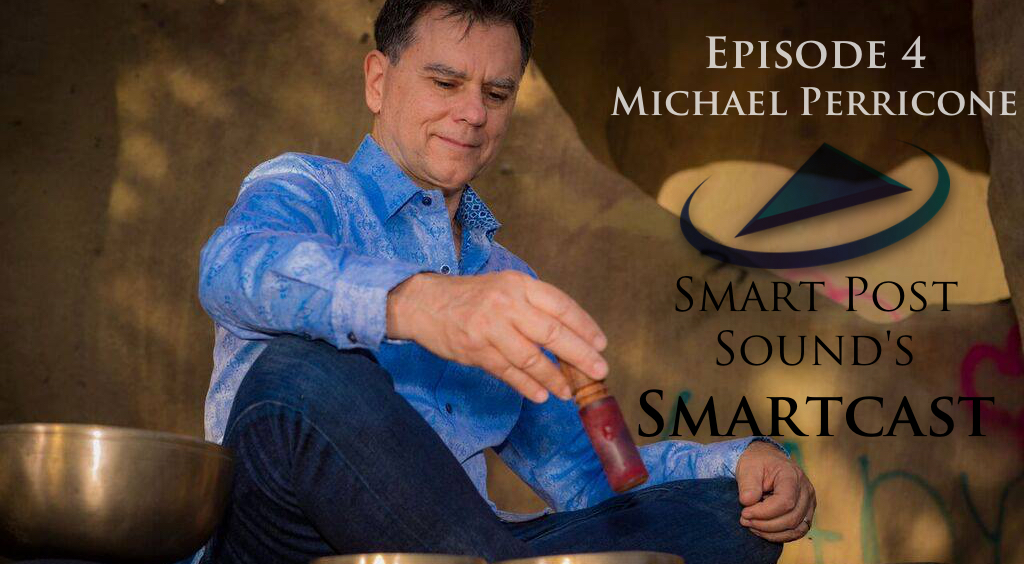 SPS004: Writer, producer, musician and mixer Michael Perricone