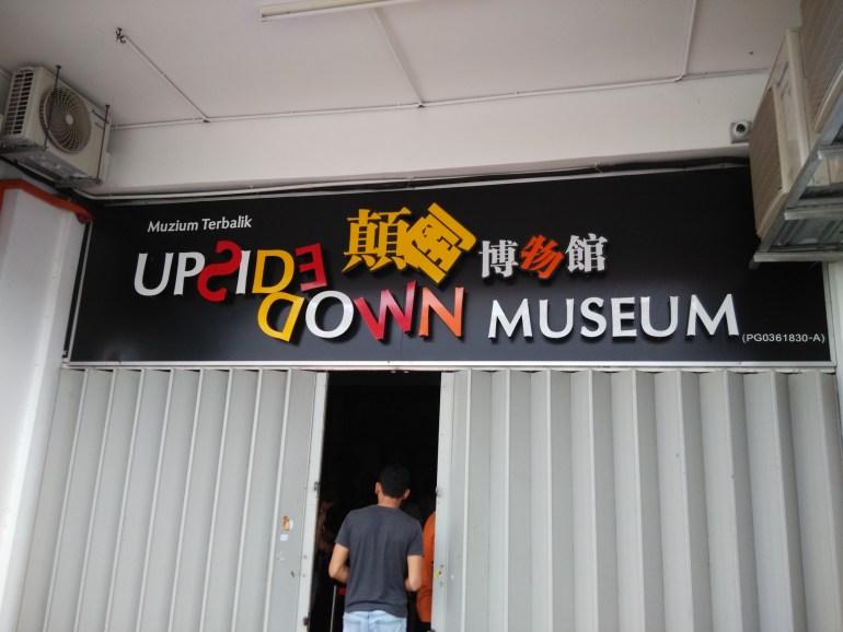 Upside Down Museum, Penang