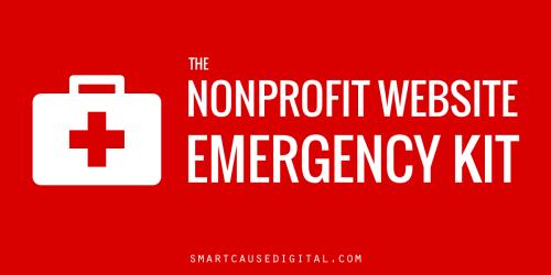 Nonprofit Website Emergency Kit