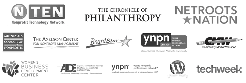 logos from nonprofit thoughtleaders