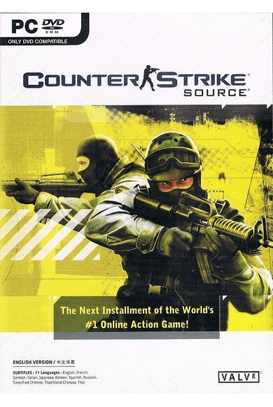 Cd Key Counter Strike : counter, strike, Counter-Strike:, Source, Cheap, SmartCDKeys